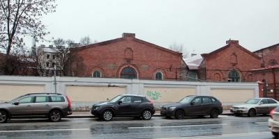 Петроградская насосная станция