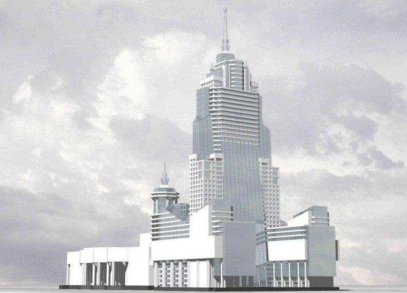 Проект жилого дома на Варшавской
