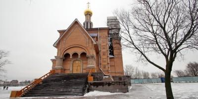 Рыбацкое, Рождественская церковь