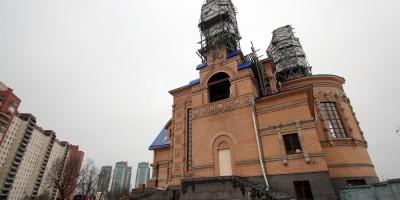 Рыбацкое, Рождественская церковь на Рыбацком проспекте