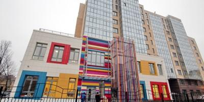 Севастопольская улица, 9, детский сад