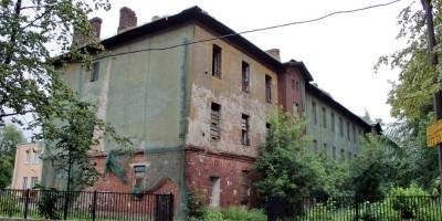 Улица Александра Матросова, 5
