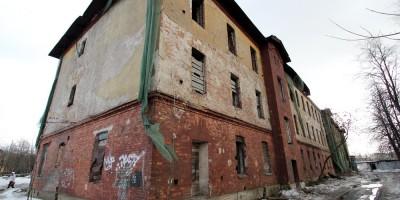 Улица Александра Матросова, дом 5