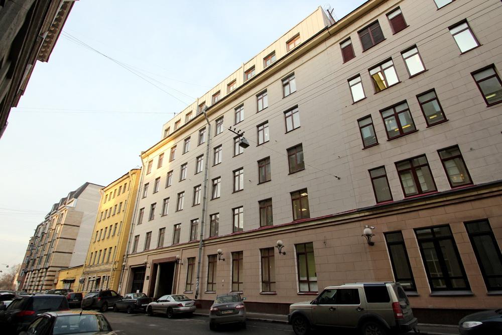 Улица Яблочкова, 7, корпус 2