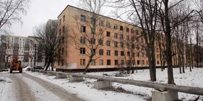 2-я Комсомольская улица, дом 37, корпус 1