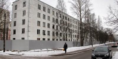 2-я Комсомольская улица, дом 39, корпус 1