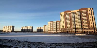 Дальневосточный проспект, жилые дома со двора