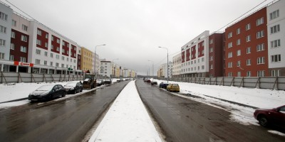 Гладышевский проспект, Юнтолово
