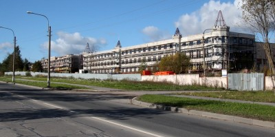 Гостиница на Кузьминском шоссе