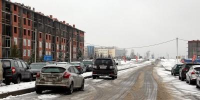Кокколевская улица
