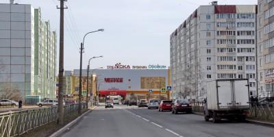Колпино, улица Ижорского Батальона