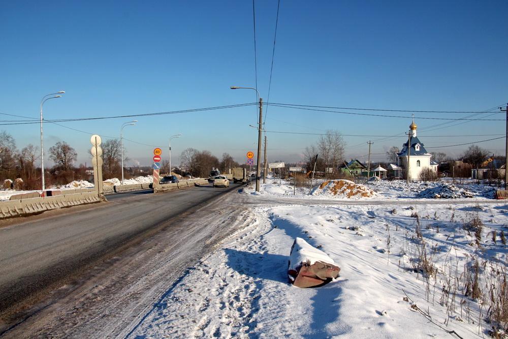 Красное Село, расширение проспекта Ленина