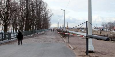 Кронштадт, переулок к Усть-Рогатке