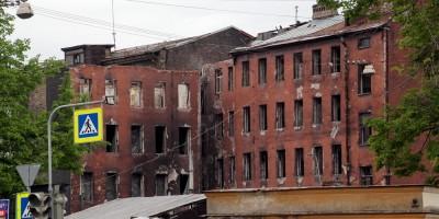 Кирилловская улица, 23, двор
