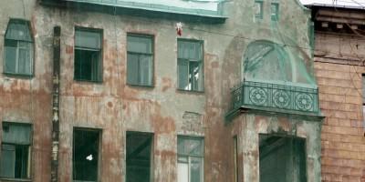 Кирилловская улица, 23, фасад
