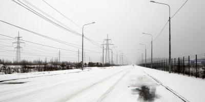 Легковая улица, южный участок