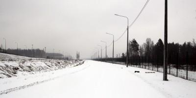 Легковая улица, северный участок