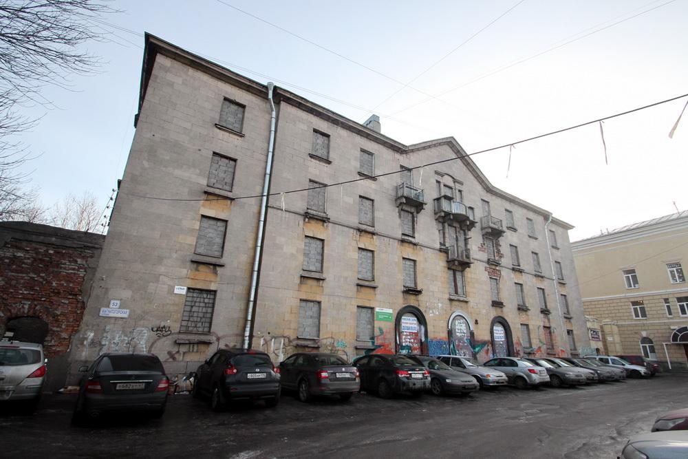 Магнитогорская улица, дом 53