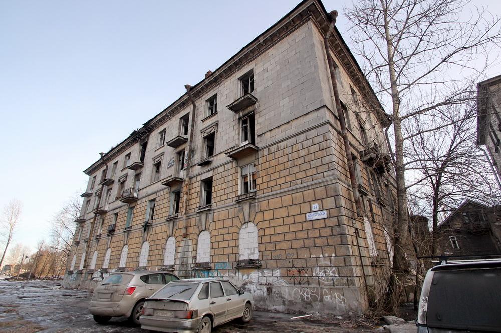 Магнитогорская улица, дом 57