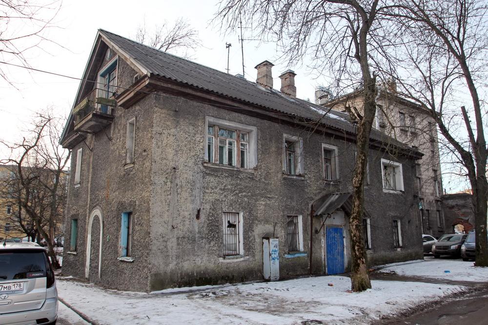 Магнитогорская улица, дом 61
