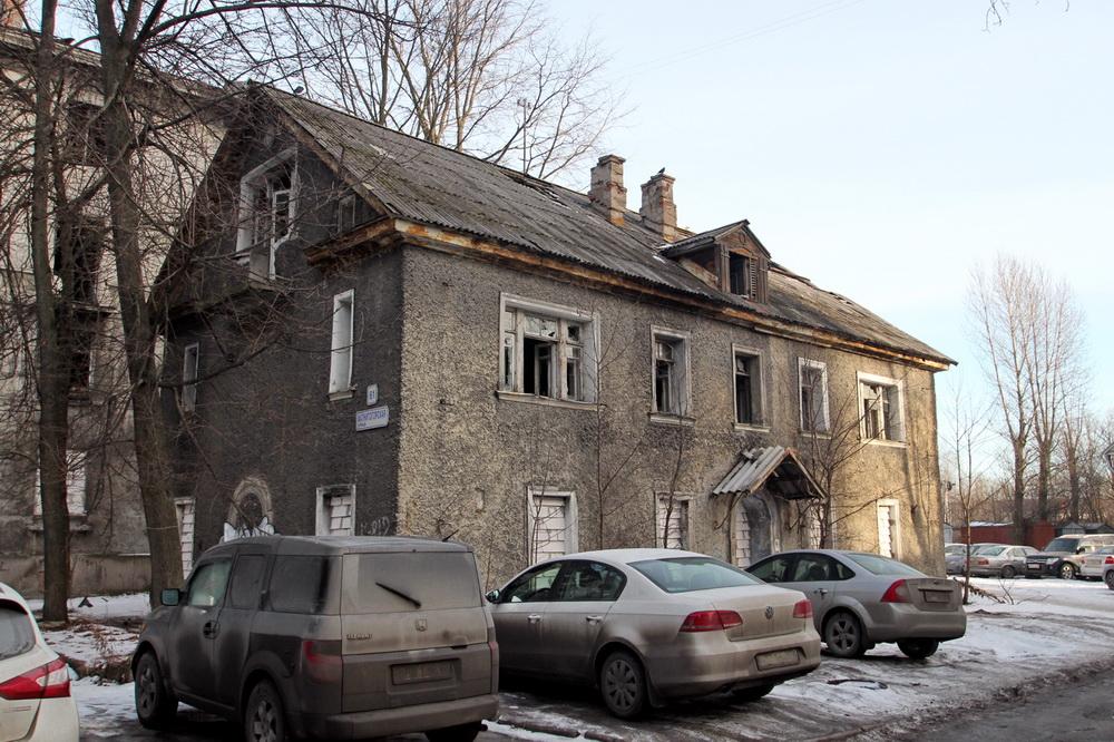 Магнитогорская улица, дом 81