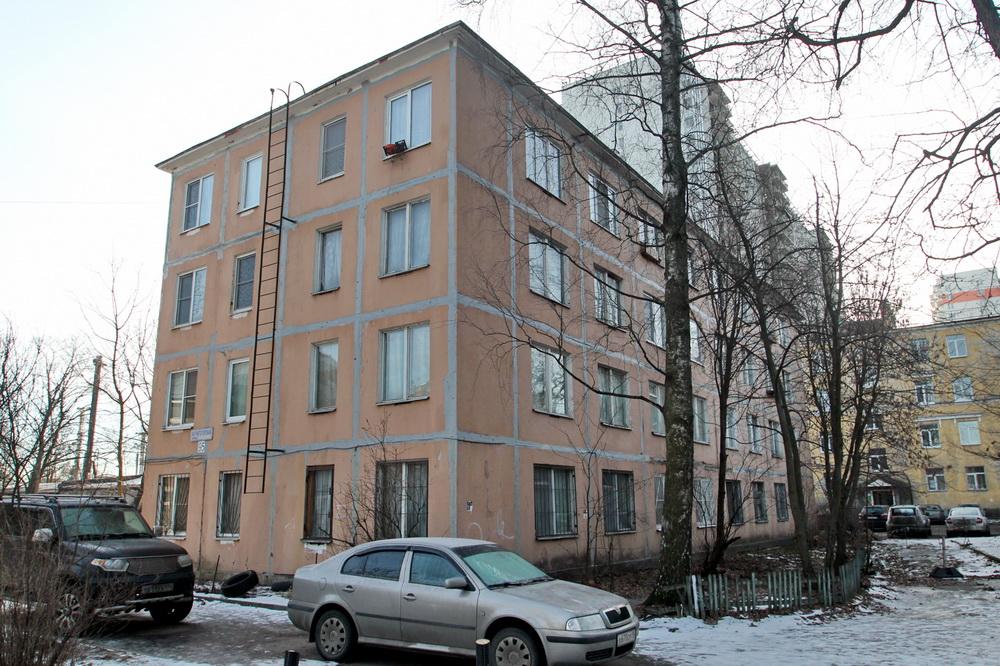 Магнитогорская улица, дом 95