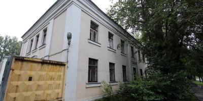 Омская улица, 5, здание