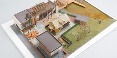 Проект нового здания музея Сарай в Сестрорецке