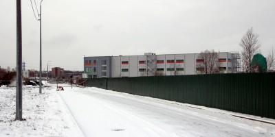 Пушкин, Ячевский проезд, 4, завод Герофарм