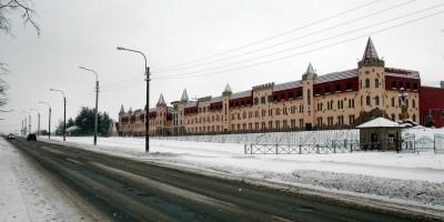 Пушкин, Кузьминское шоссе, 66