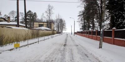 Сестрорецк, Никитинская улица