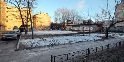 Сквер на 10-й Советской улице