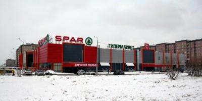 Славянка, Колпинское шоссе, 32, Spar