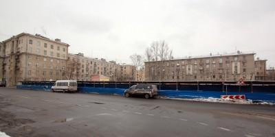 Улица Гастелло, 16, после сноса