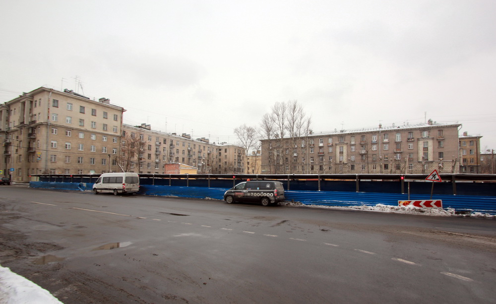 Жилой комплекс Пушкин House ПушкинХаус в Пушкине