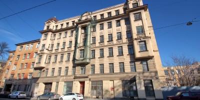 Улица Моисеенко, 10, доходный дом