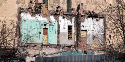 Улица Моисеенко, 10, после сноса