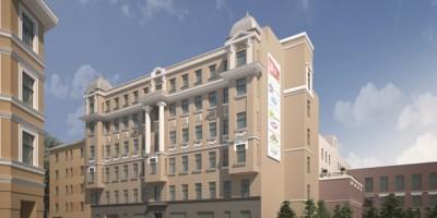 Улица Моисеенко, 10, проект реконструкции