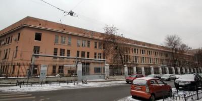 Фабрика Крупской в декабре