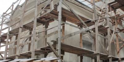 Петергоф, восстановление церкви