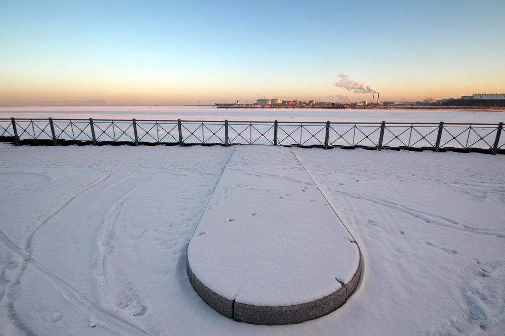 Проспект Патриотов, обрыв