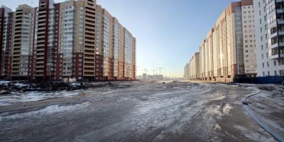 Строительство Союзного проспекта