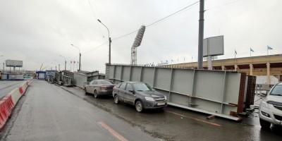 Тучков мост, реконструкция, конструкции