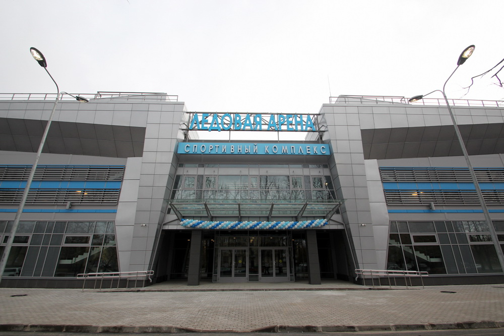 Улица Бабушкина, 30, спорткомплекс, ледовая арена