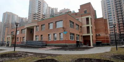 Улица Бутлерова, 9, корпус 4, детский сад