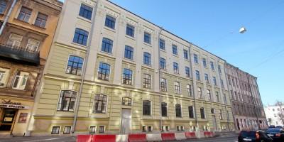 Улица Некрасова, центр государственных услуг