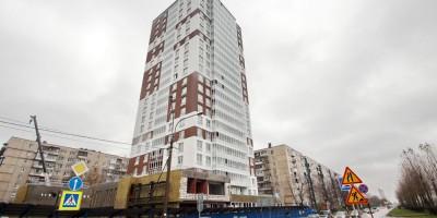 Улица Подвойского, 8