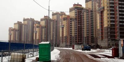 Улица Валерия Гаврилина