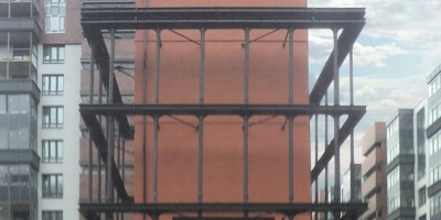 Водонапорная башня на Пискаревском, проект