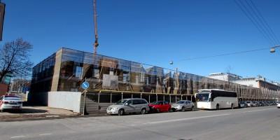 Звенигородская улица, 7, реконструкция